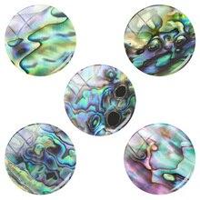 TAFREE-cabochon dôme en verre à dos plat, fabrication de coquillages à motif dormeau, 12mm/15mm/16mm/18mm/20mm/25mm, bijoux à bricoler soi-même découvertes TX620