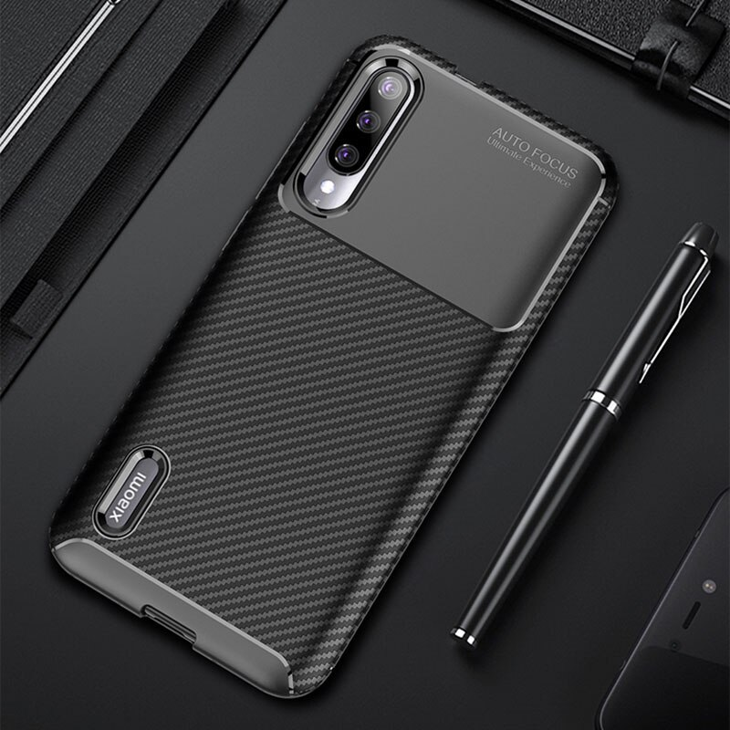 Funda trasera de silicona suave a prueba de golpes funda de teléfono para Xiaomi Mi 9 Lite SE para Xiaomi Mi 9 SE A3 CC9 Mi9 Lite funda mi 9se Coque