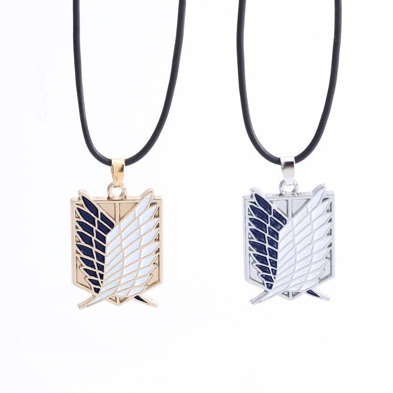 Ожерелье-с-кулоном-«атака-на-Титанов»-для-женщин-и-мужчин-ожерелье-из-металла-для-косплея-из-аниме-«разбирательства»-кулон-с-крыльями-своб