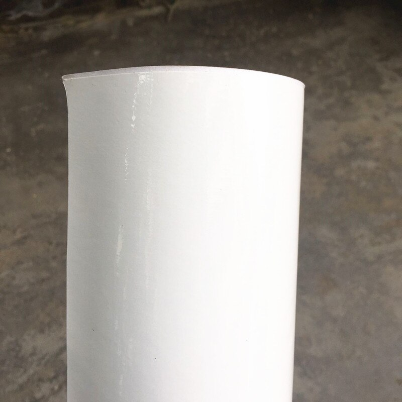 20/30/../58x152cmotocycle pegatina Wrap vinilo adhesivo superbrillante Piano película blanca con aire Bubble Release Car Roof Hood Sticker