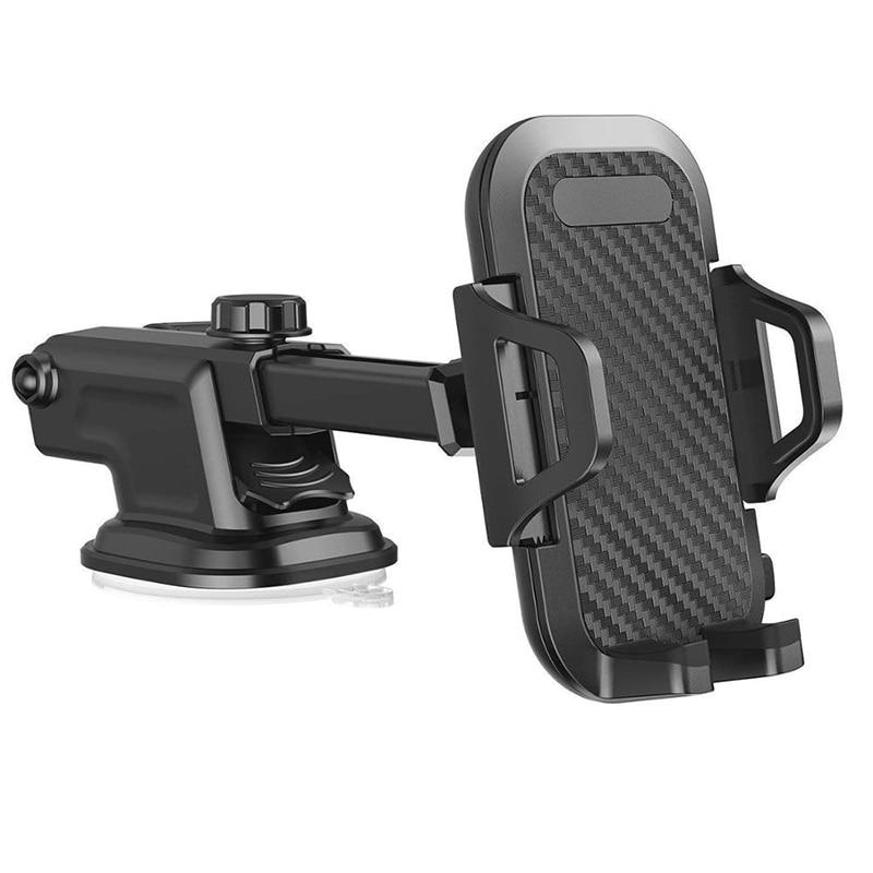 Pegajoso fuerte un toque tablero sostenedor del teléfono del coche para iphone xs max Smartphone GPS móvil soporte de teléfono