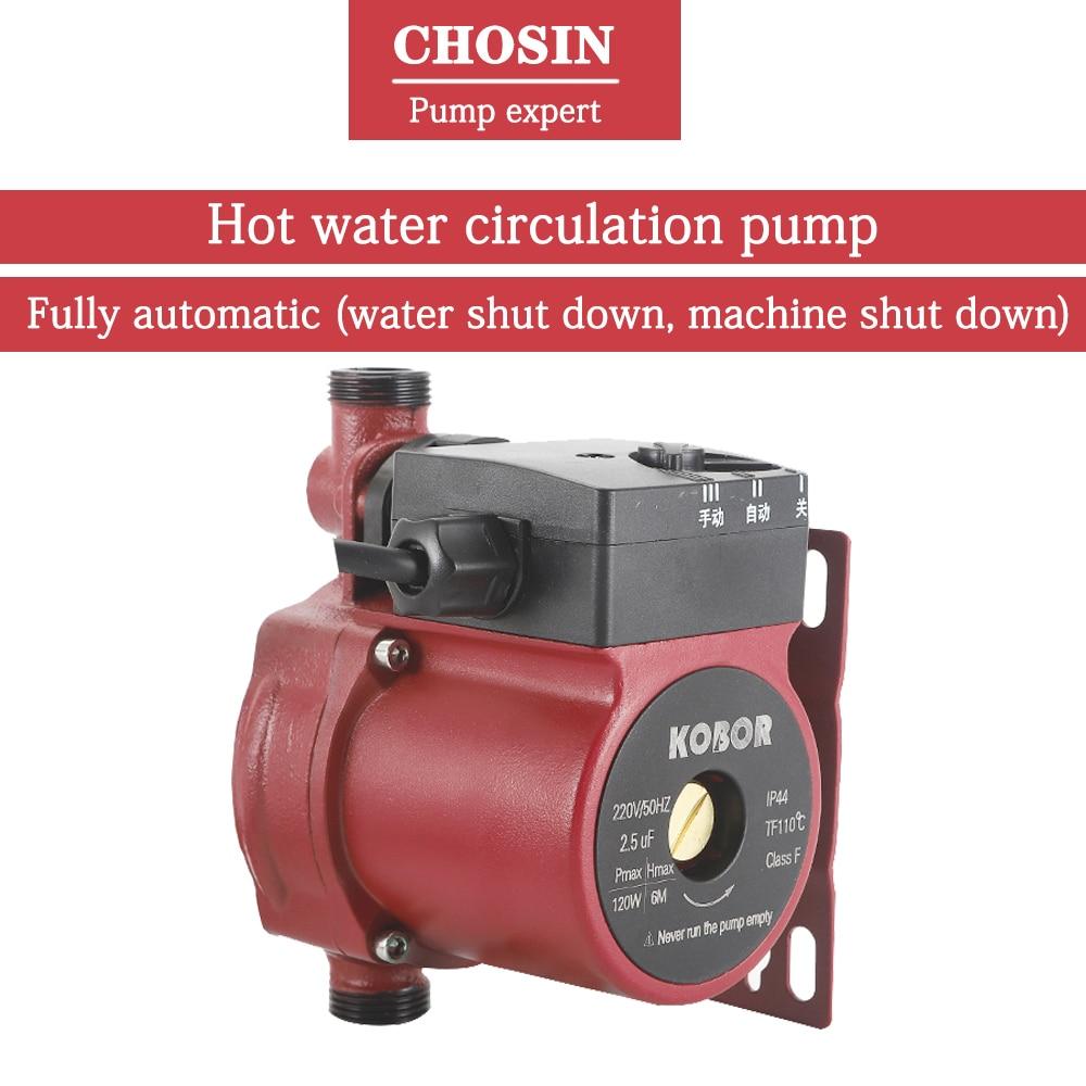 Полностью автоматические циркуляционные насосы горячей воды, экранированные циркуляционные насосы, циркуляция пола, оборудование для цир...