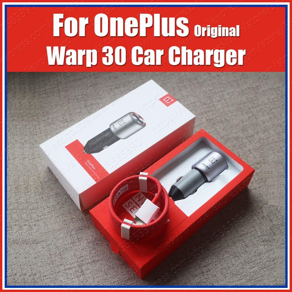 C102A الأصلي OnePlus الاعوجاج تهمة 30 واط شاحن سيارة 5 فولت 6A ل OnePlus 9 برو 9R 8T 8 برو 7T برو 7 برو 6T 6 5T 5
