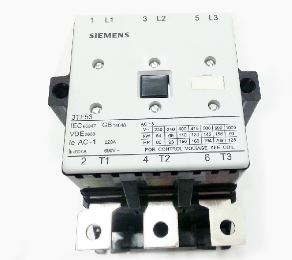 1PC Siemens 3TF5222-0XQ0 3TF52220XQ0 Contactor In Box -New