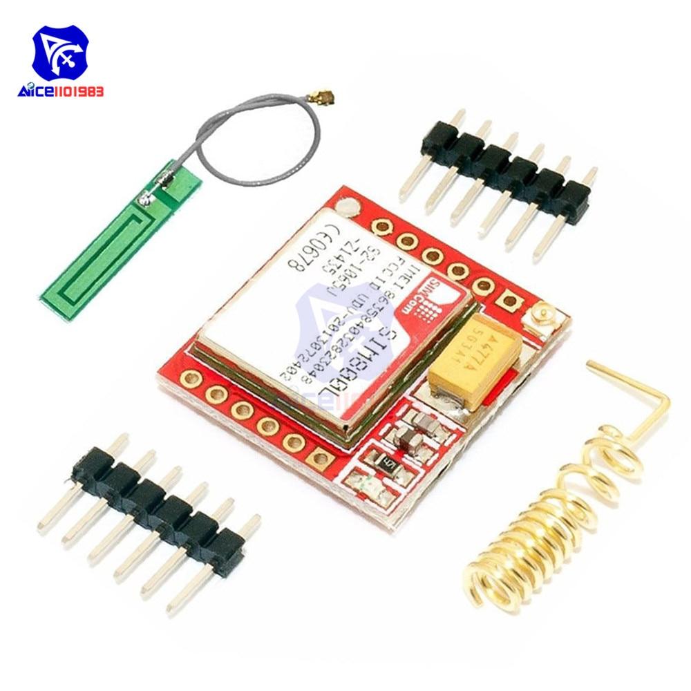Модуль diymore SIM800L GPRS GSM четырехдиапазонн