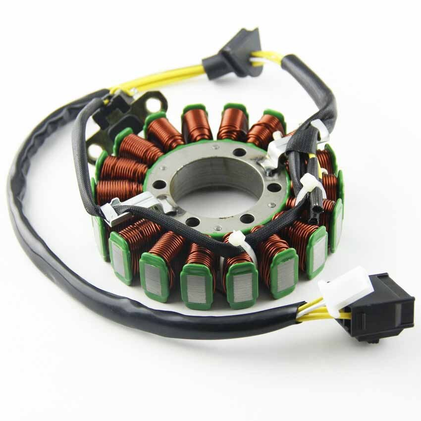 La bobina de estátor magneto 18 polos 12V para Honda 31120-KSV-J12 NSS250X MF08 FORZA 250 X EX 31120KSVJ12