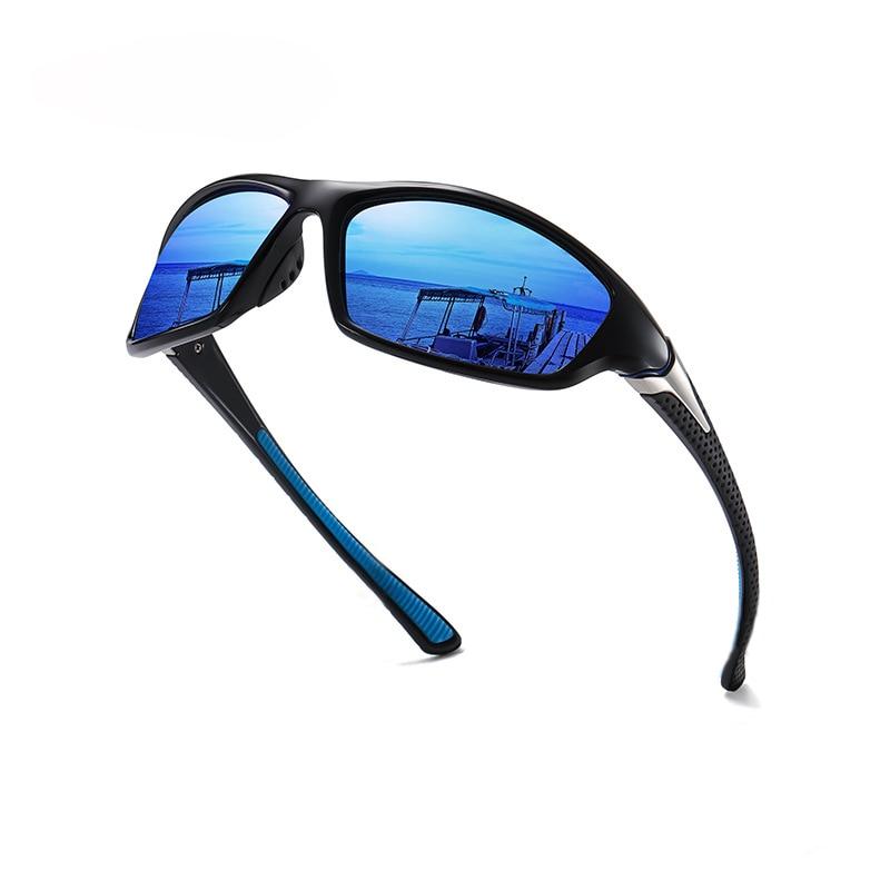 HEISKING Polarized Sunglasses Classic Men's Driving Shades Male Sun Glasses Sport Fashion Eyewear UV