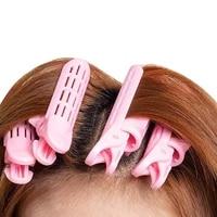4pcs natural fluffy hair clip curly hair plastic hair root fluffy clip bangs hair styling clip hairpins hair accessories