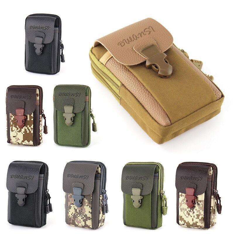 Универсальный Холщовый многофункциональный мобильный телефон, сумка для Samsung/iPhone/Huawei/HTC/LG/Xiaomi, кошелек, чехол, чехол для монет