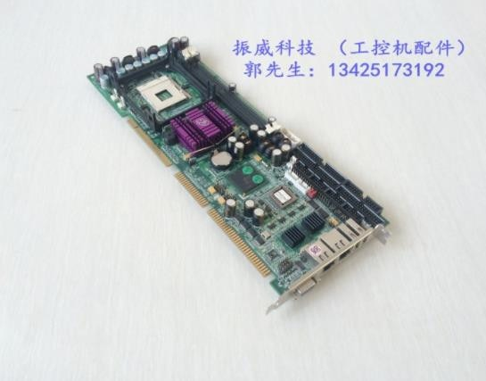 Teste de Alta Placa de Controle Porta de Rede Dupla para Enviar Qualidade Industrial Memória Cpu 100% Robo-8712evg2a