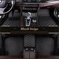 custom car floor mats for bmw e36 e39 e46 e60 e90 f10 f15 f16 f30 x1 x3 x4 x5 x6 1234567 car accessories styling foot mats