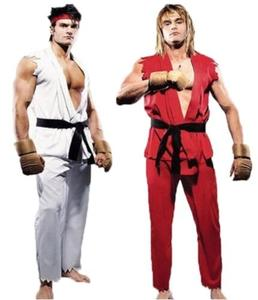 Ryu Ken Adult Cosplay Costume