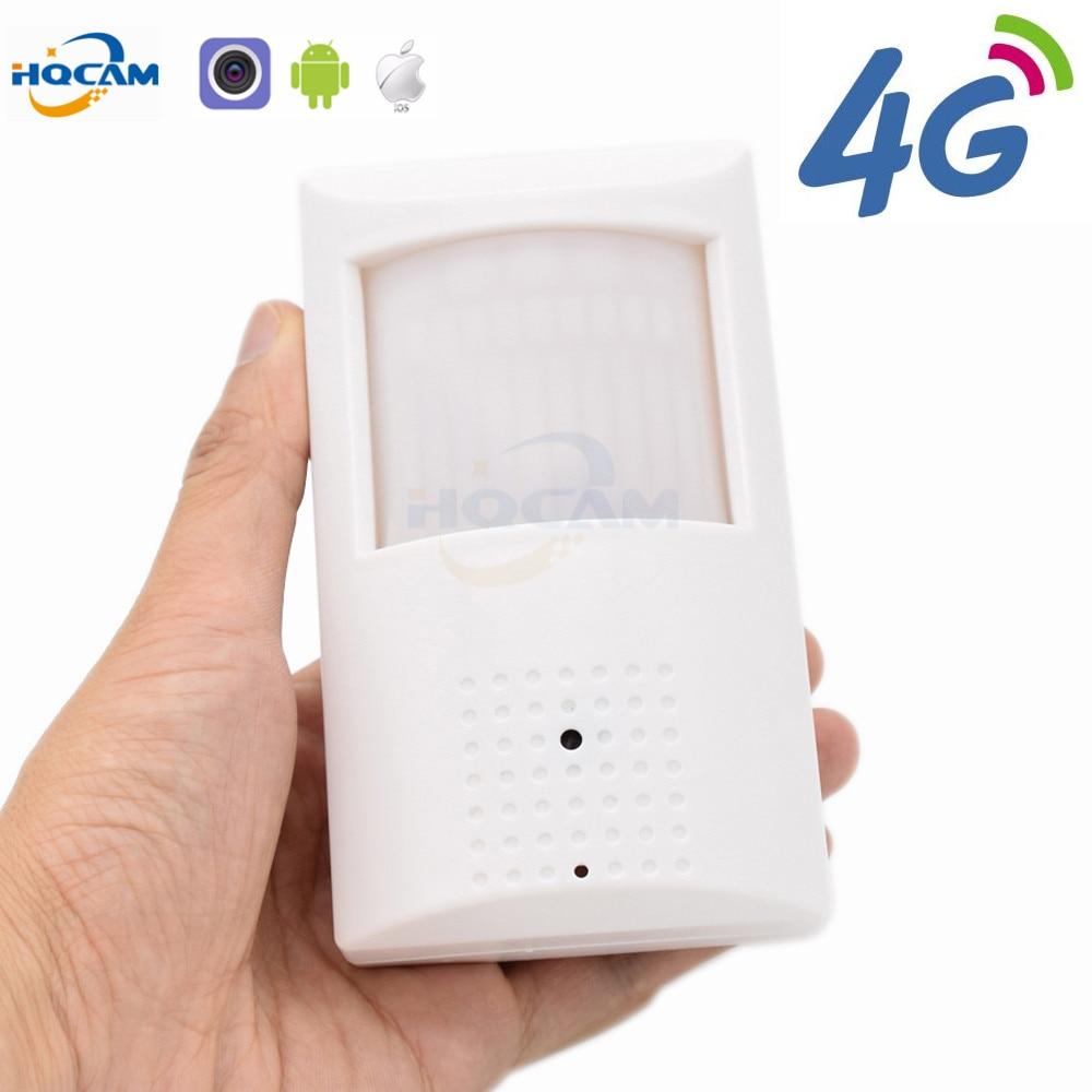 Беспроводная IP-камера HQCAM, 4G, SIM-карта, 2 МП, 3 Мп, 5 Мп, 2560 х192, инфракрасная Невидимая камера 940 нм со встроенным аудио, слот карты Micro SD