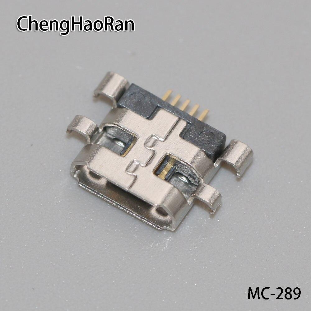 ChengHaoRan 2PCS Jack Micro USB de Carregamento Porta do Conector Para ASUS Nexo 7 ME370T, ME370TG, ME571K, ME571KL, etc tomada De Carga