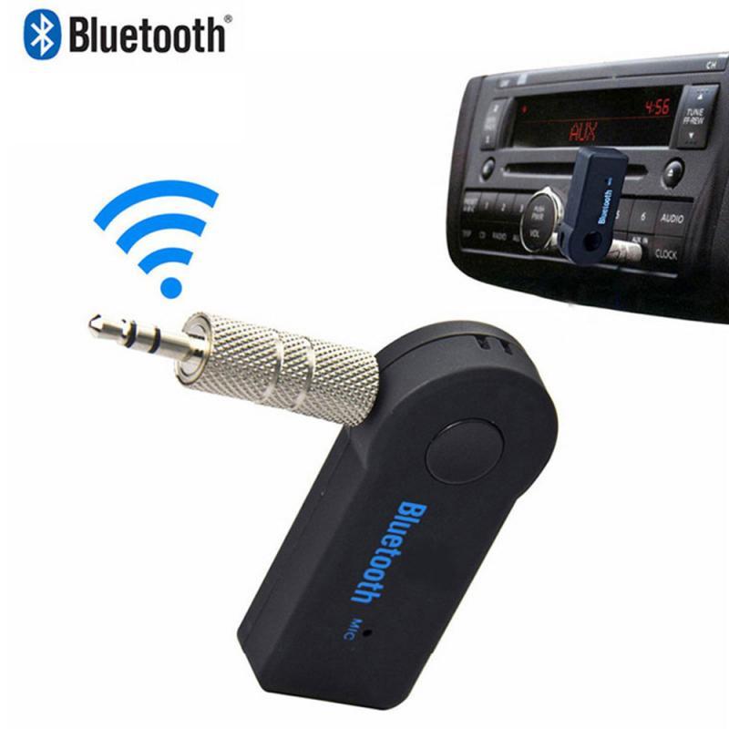 Adaptador receptor inalámbrico Bluetooth 4,0 para coche 3,5mm AUX altavoz estéreo Audio música transmisor Baseus Cable de Dongle para coche