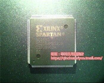 10pcs XC2S50-5PQZ08C XC2S50-208AM QFP   new