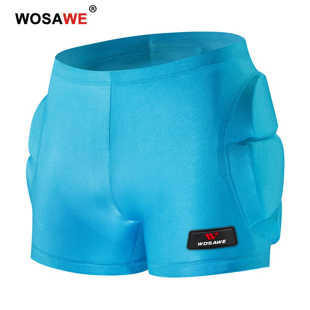 WOSAWE  Motorcycle Shorts Outdoor Sports Ski Skate Snowboard Protection Hip Butt Padded Shorts Protective Gear enlarge