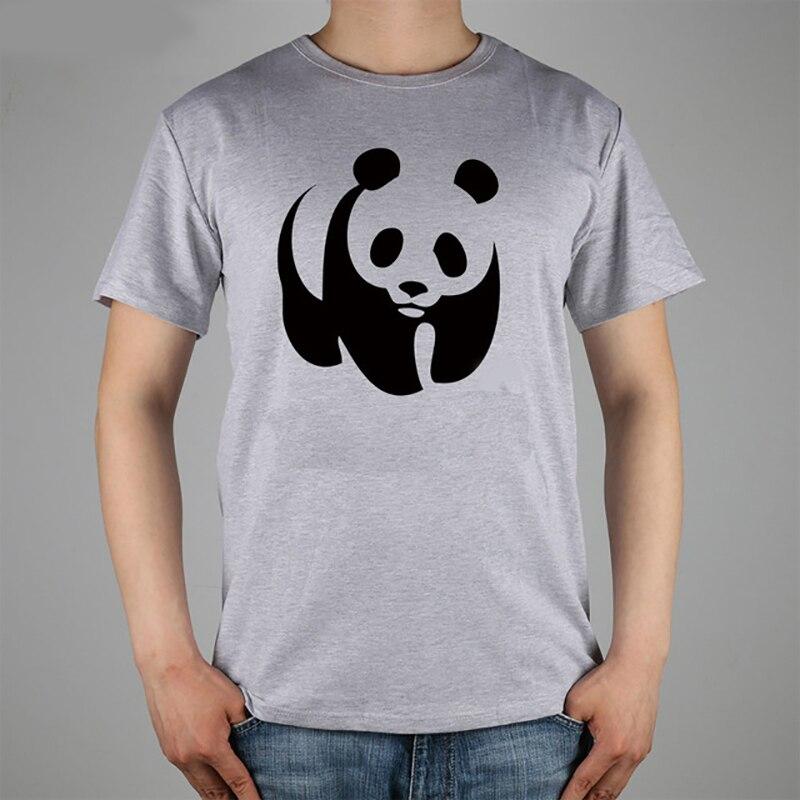 Tshirt  Men T Shirt Plus Size  Kawaii Streetwear T-shirt Cotton Tops Pattern Funny T Shirts Panda Graphic Tees Men Shirt Red