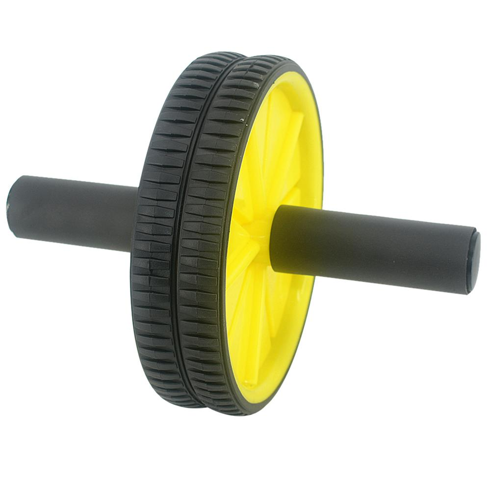 Exercise Fitness Abdominal Wheel Roller Training Workout Gym Home Equipment build the abdominal muscles perfect gifts for men