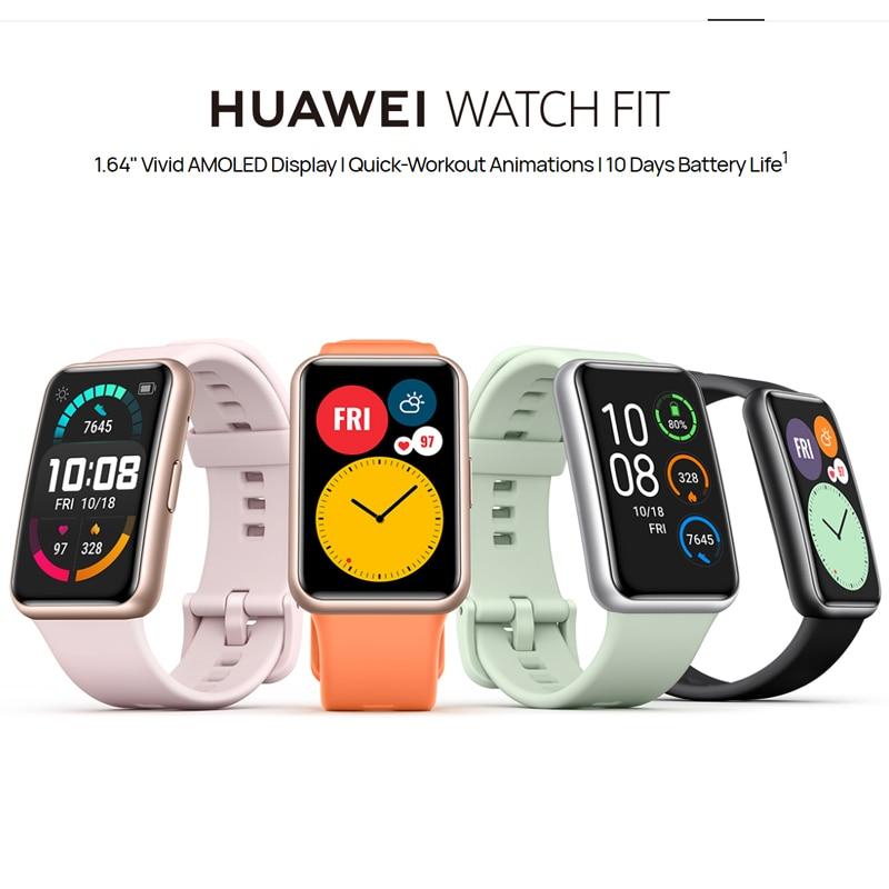 Global Version HUAWEI Watch FIT 1.64