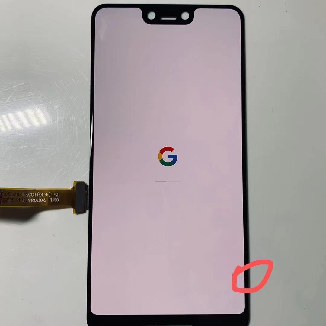 Original Dot Screen For Google Pixel 3XL LCD Display Touch Digitizer Screen For Google Pixel 3 XL LCD Screen Replacement 3XL LCD enlarge