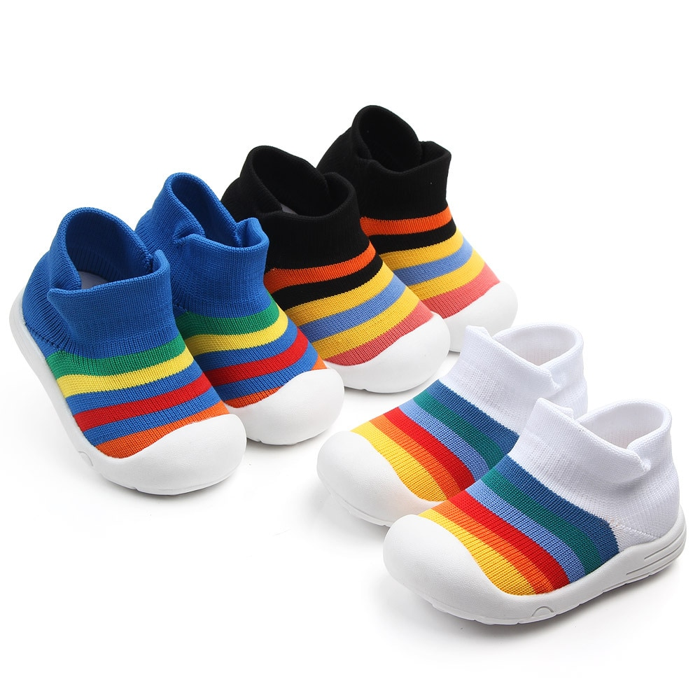 Factory wholesale new 2021 baby shoes toddler shoes boys girls baby children's shoes spring and autumn soft bottom non-slip brea