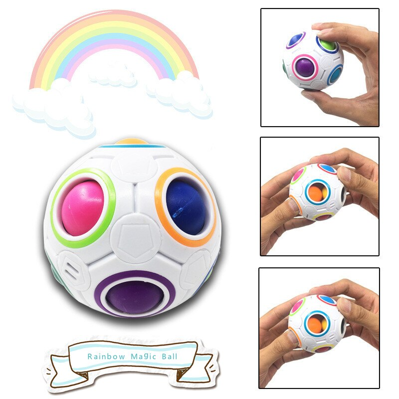 Sensory Toy Set Stress Relief Toys Autism Anxiety Relief Stress Pop Bubble Fidget Sensory Toy for Kids Adults enlarge