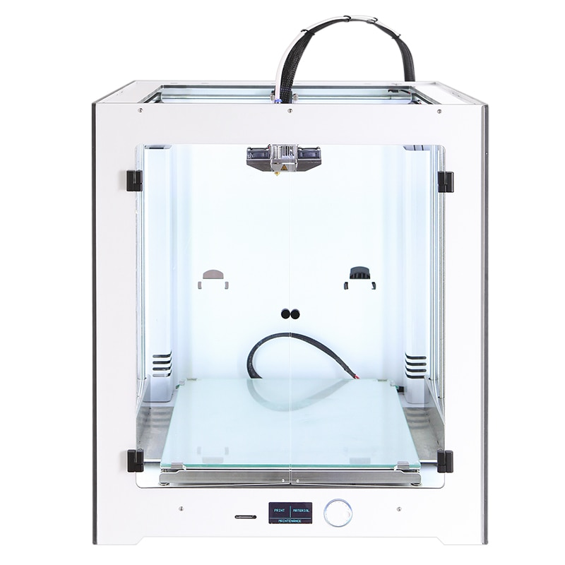 Impressora 3d tamanho grande um2 + ultimaker 2 atualizado hotend e extrusora mais novo design 3d.