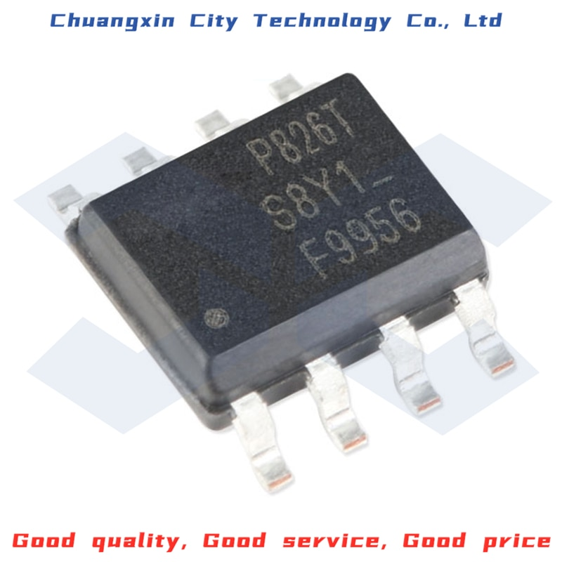 10PCS 100% New&Original IRF9956TRPBF SOIC-8 Double N channel 30V/3.5A MOSFET Integrated circuit chip IC 10pcs mk484 484 to92 new measurement circuit ic am radio receiver