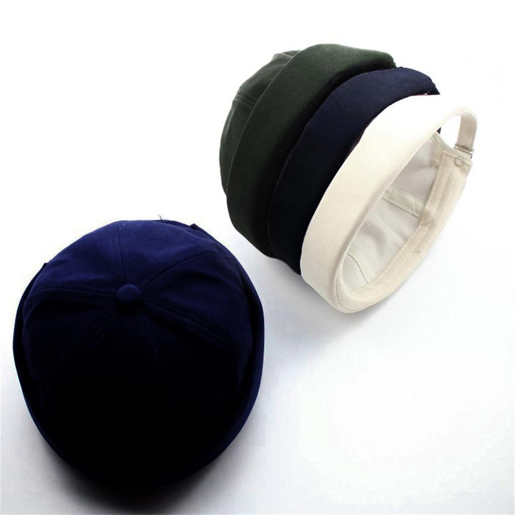 De moda sombreros para hombres y mujeres sombrero Casual sin ala gorras de verano sombrero de cubo de Simper de gorra para exteriores nueva llegada