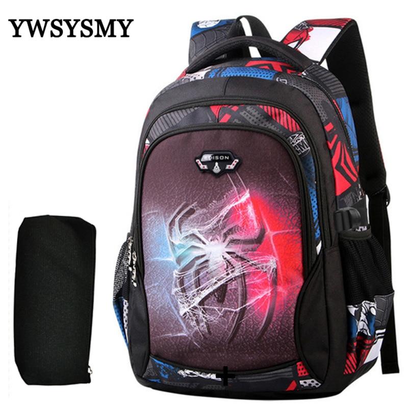 Детские школьные ранцы для девочек и мальчиков, вместительные водонепроницаемые Рюкзаки для учебников для подростков, дорожные рюкзаки, 2021