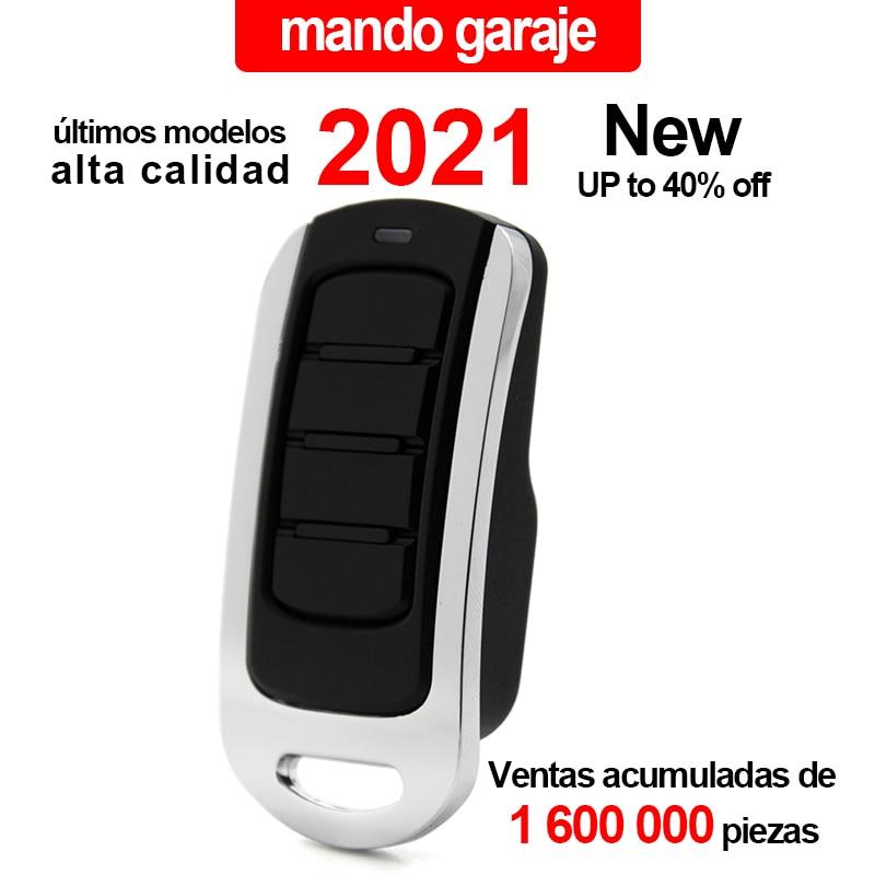 Garage door remote control for 433mhz garage command 868MHz replicator garage door opener rolling code transmitter controller