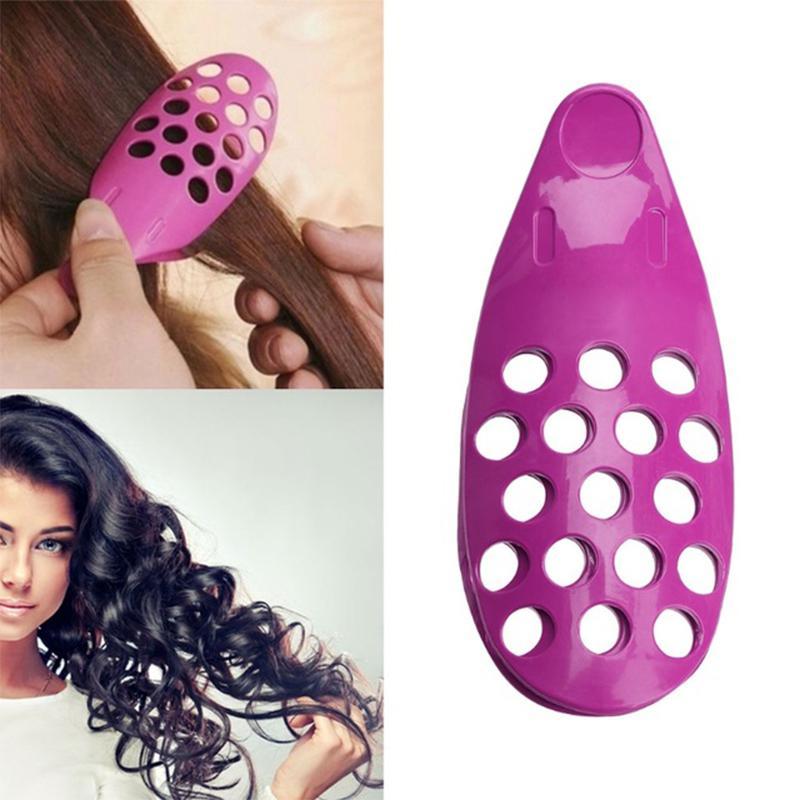 Профессиональные щипцы для завивки волос, зажим для завивки, роликовый держатель, Шпилька для салона, DIY инструмент для укладки, щипцы для завивки волос, ролики Flexi Rod
