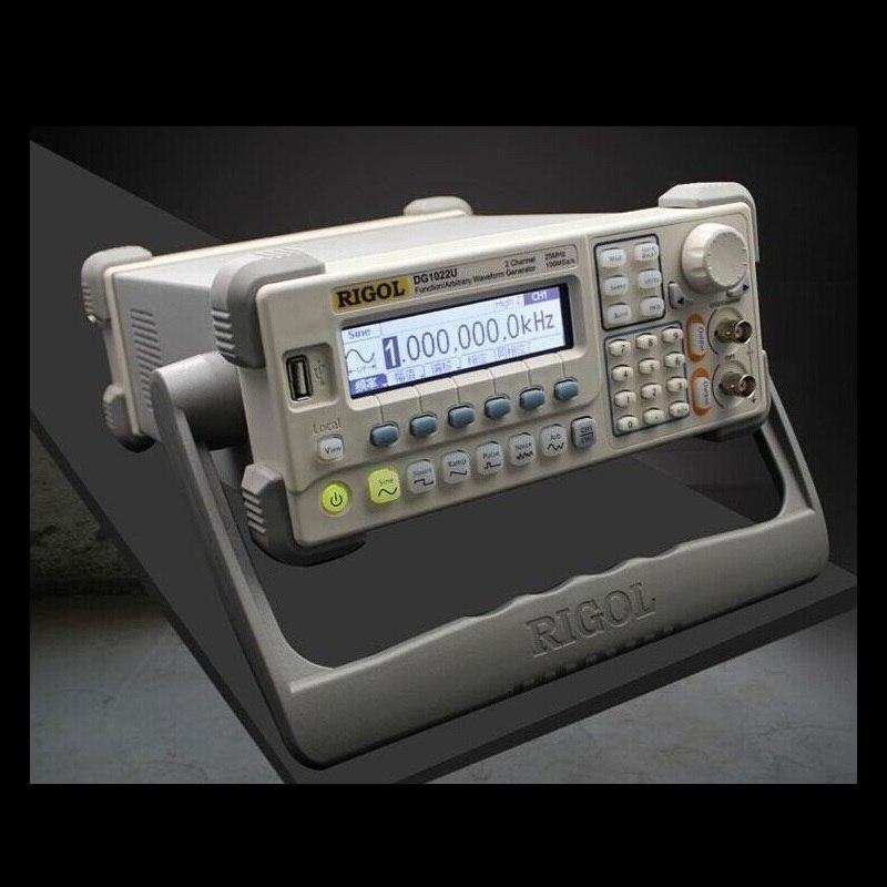 Rigol DG1022U Signal Generator Functie/Arbitrary Waveform Functie Generator 25Mhz 2 Output Kanalen 5 Standaard Golfvormen