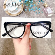 Cat Eye Optical Prescription Glasses Women Bifocal Multifocal Progressive Eyeglasses Female Myopia H