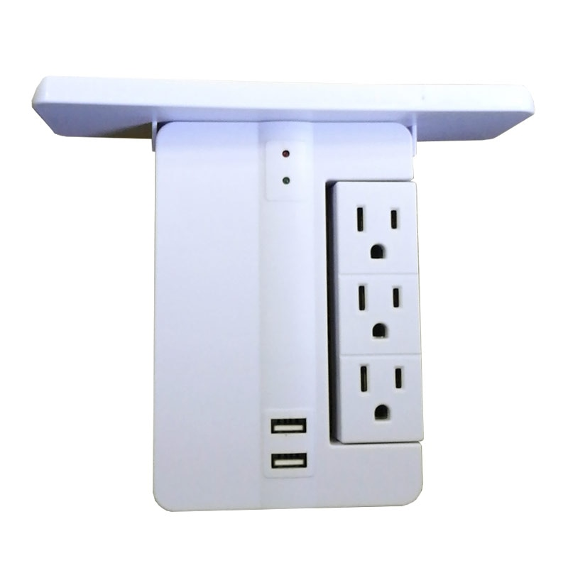 USB Wall Charger with USB Charging Ports