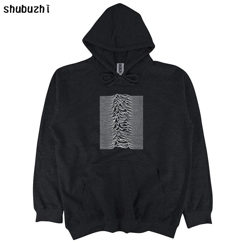 Joy Division, Sudadera con capucha negra ajustada para hombre, para primavera y otoño, Sudadera con capucha, chaqueta shubuzhi sbz4580