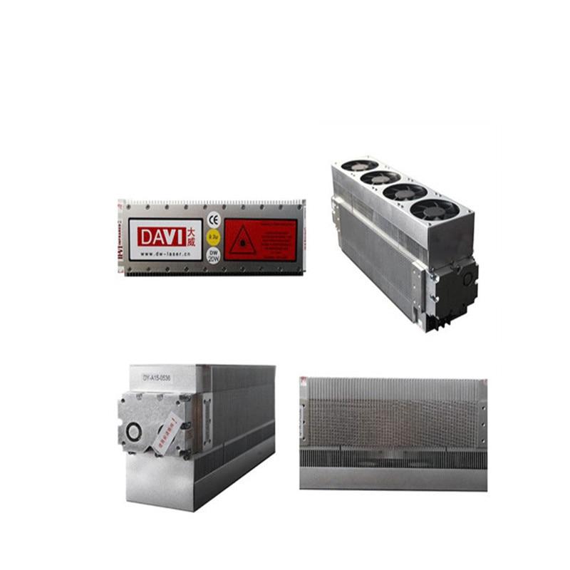 High-quality CO2 DAVI RF Tube D30 30W Laser Metal Tube Wavelength 10.6um CO2 Laser Source