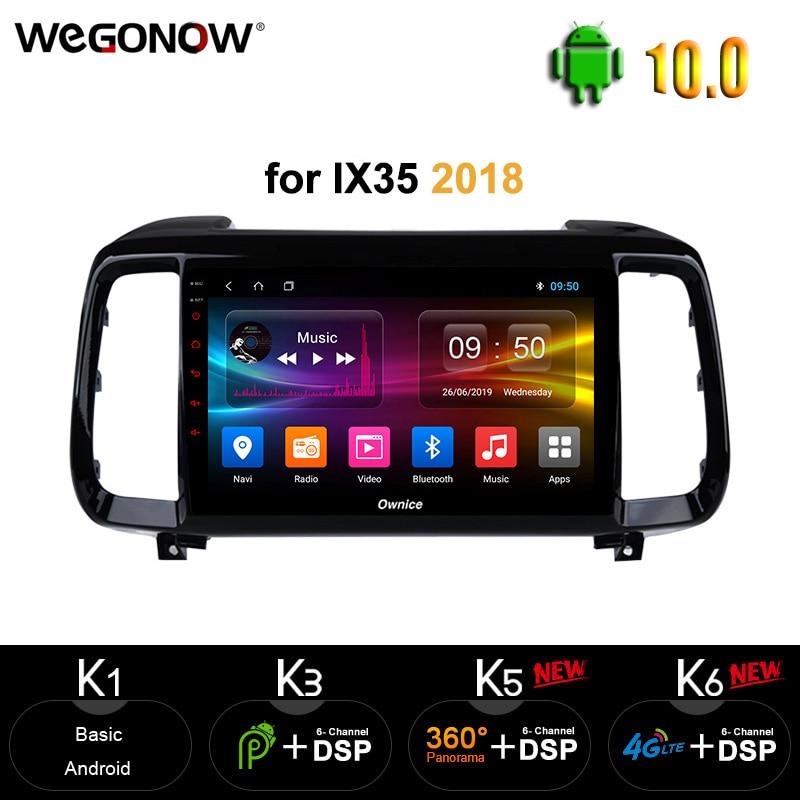 Ownice para Hyundai iX35 2018 carplay 8Core 4G + 64G Android10.0 360 Panorama Radio de coche reproductor de DVD 2 din GPS Navi DSP 4G LTE SPDIF