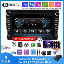 Car Radio 2 Din K808 For Volkswagen Android 10.1 Multimedia Player 8