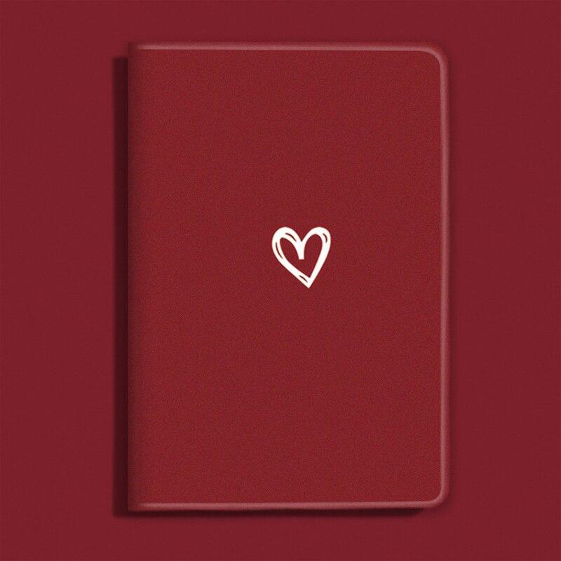 Funda con Soporte y Diseño de corazón romántico Para iPad, carcasa Para...