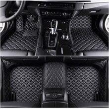 Tapis de sol de voiture en lin pour Toyota Lada Renault Kia   98%, modèles de voiture pour Toyota Lada Renault volkswagen Honda BMW BENZ, accessoires