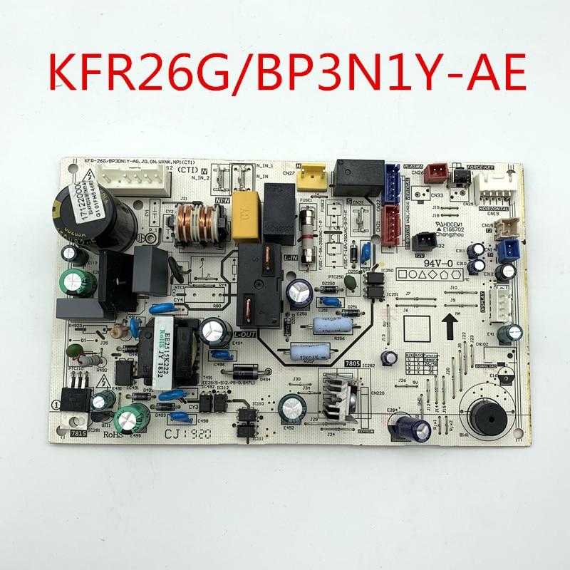 Brandnew EU-KFR50G/BP3N1Y-AFCU kfr26g/BP3N1Y-AE midea placa de computador ar condicionado