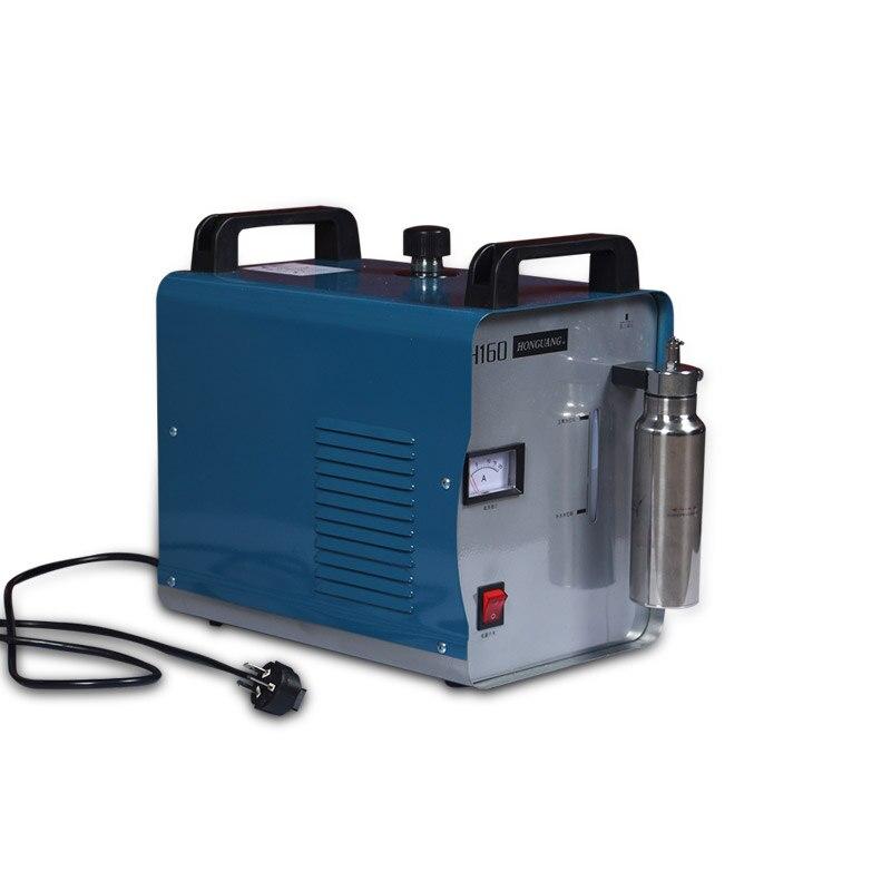 آلة تلميع لهب الأكريليك ، ملمع لهب أكريليك 220 فولت ، طاقة عالية ، لكرات الكريستال ، الأكسجين ، الهيدروجين ، H160