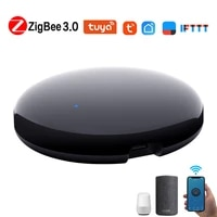 Tuya     telecommande infrarouge sans fil pour maison connectee  fonctionne avec Echo Alexa Google Home  application Tuya Smart Life