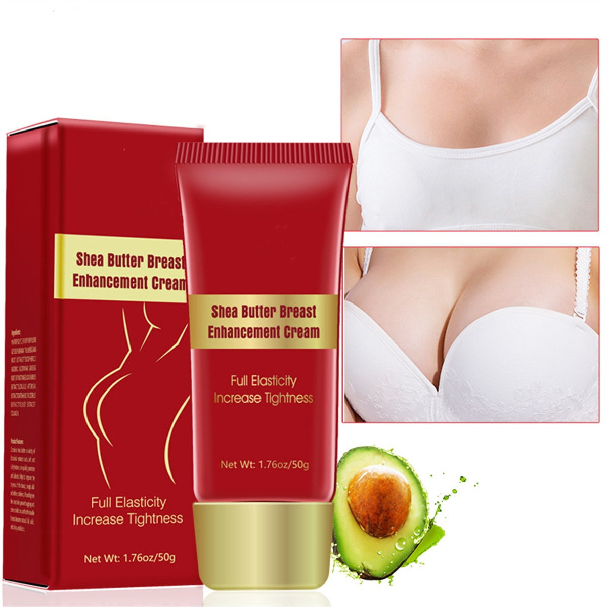 Herbal Breast Enlargement Cream For Women Elasticity Breast Growth Chest Lifting