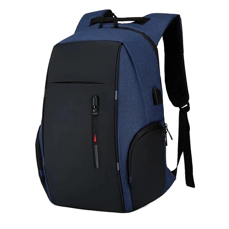 Waterproof Schoolbags Business 15.6 16 17 Inch Laptop Backpack USB Notebook School Bags Men Anti Theft School Backpack mochila 17 inch laptop backpack casual shoulders bag for teenage men backpack school bags waterproof backpack travel suitcase 17 3 inch
