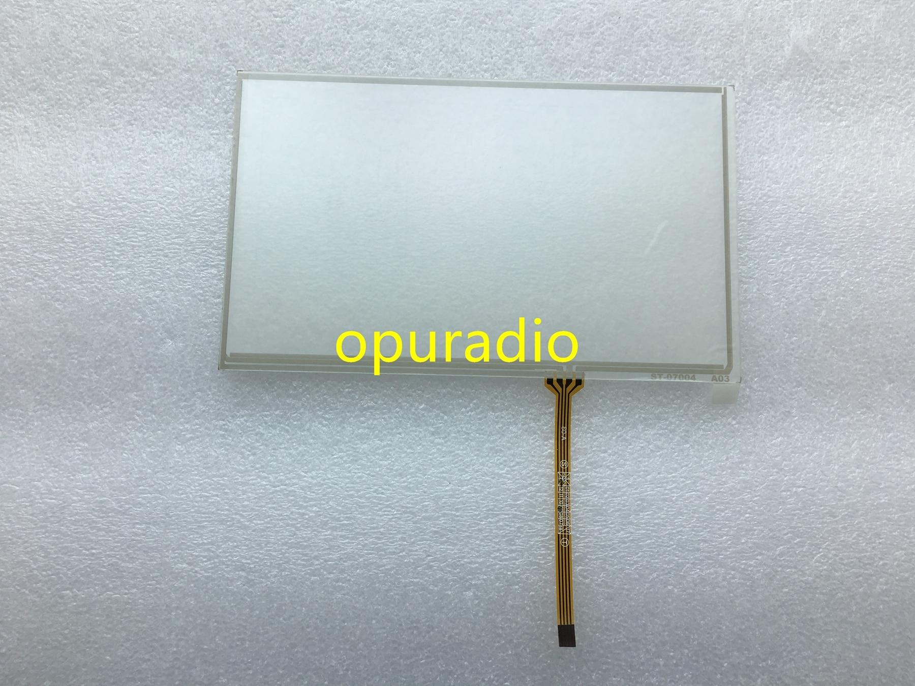Marke neue 7,1 inch touch screen für AT070TN83 V.1 AT070TN82 AT070TN84 touch digitizer panel Glas 164*103 165*104
