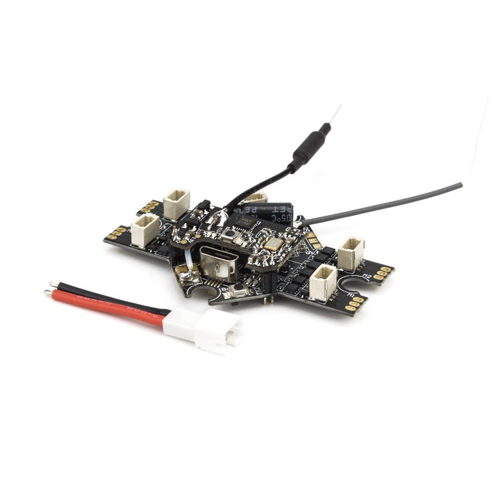EMAX Tinyhawk II أجزاء-جميع في واحد FC-ESC-VTX F4 5A 25-100-200mw AIO اللوحة الرئيسية ل FPV سباق Drone
