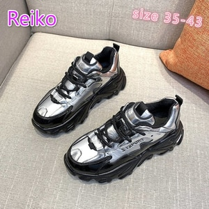 Daddy shoes female ins spring and autumn 2021 hot models all-match sports shoes women running shoes large size women's shoes